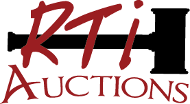 RTI Auctions logo
